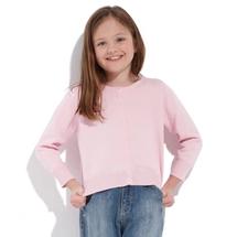 女童装基本毛织开衫都市时尚系列